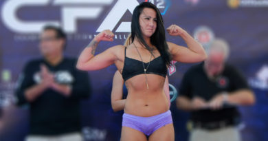 SJJJIF World Champion Ashlee Evans-Smith takes a win at UFC Fight Night Pittsburgh