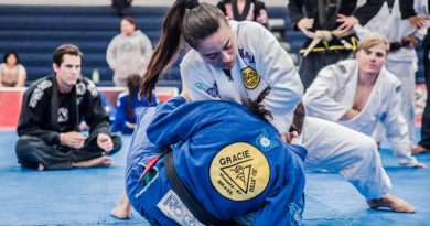 SJJIF Brazilian Jiu-Jitsu Community Event with Leticia Ribeiro