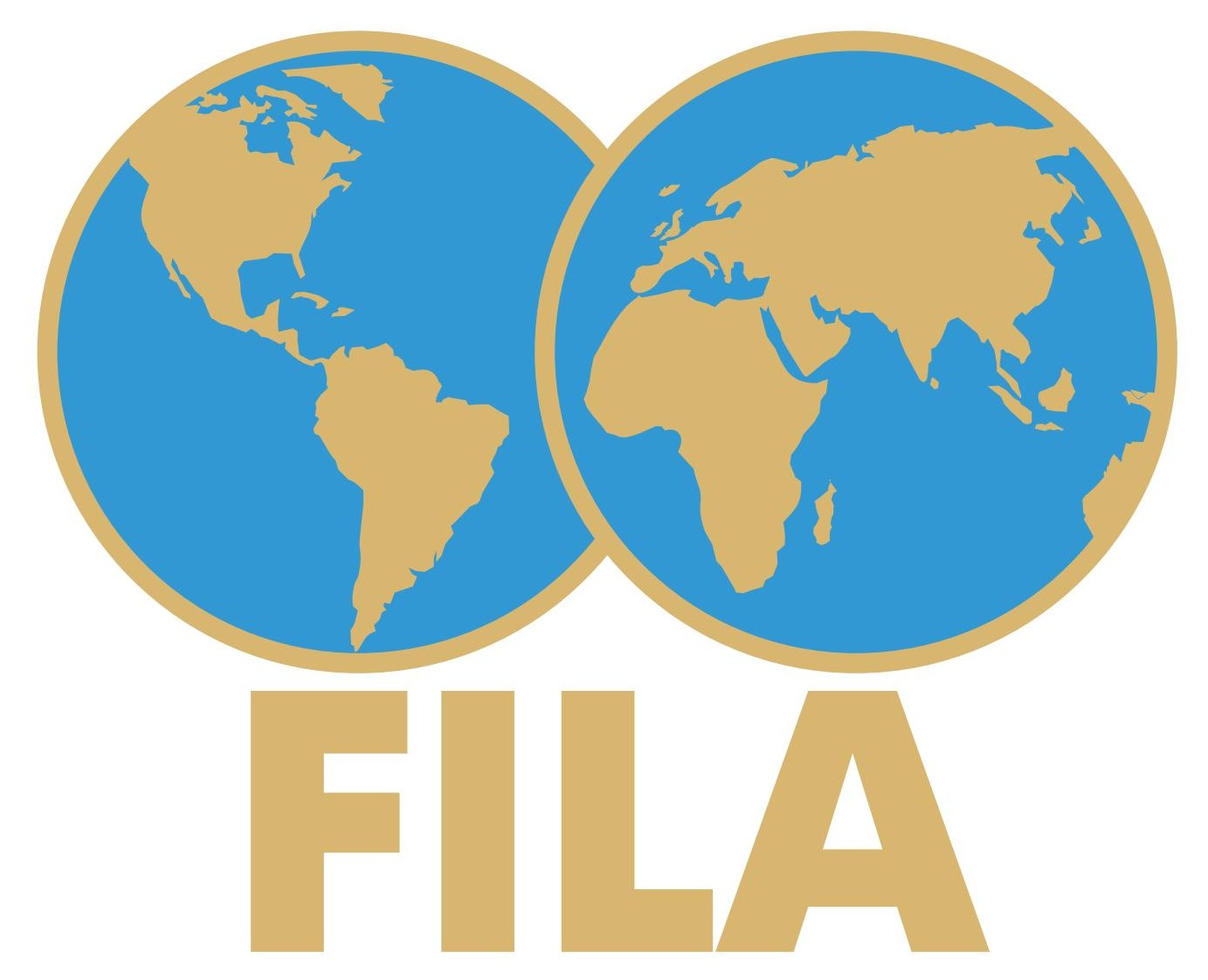 Federation-Internationale-des-Luttes-Aociees-FILA-logo