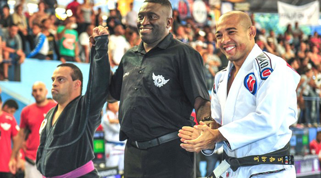 José Aldo and Jonathan Pitbull Put On a Show at the South American Championship