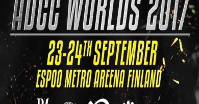 2017 ADCC WORLDS  BRACKETS RELEASED!
